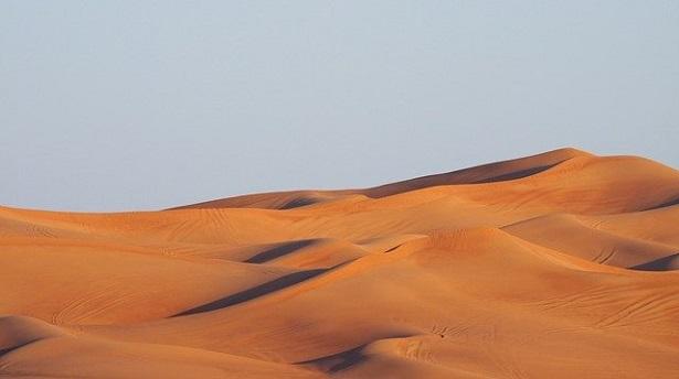 dune nel deserto