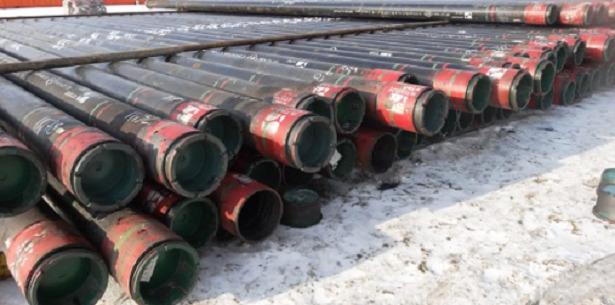 gas naturale condotti