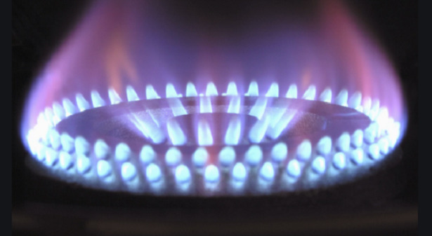 gas naturale fiamma