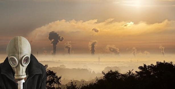 inquinamento atmosferico da combustibili fossili