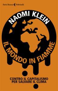 Il mondo in fiamme: copertina