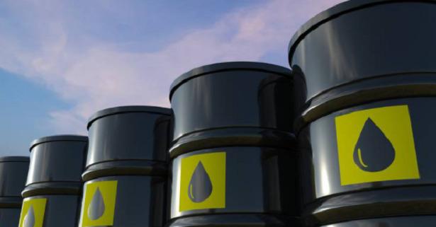 petrolio taniche