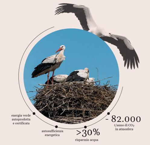 sostenibilita ecologica Caviro