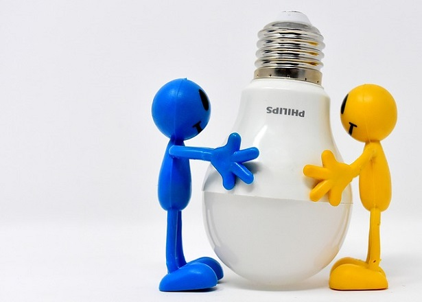 Dove si buttano le lampadine a LED