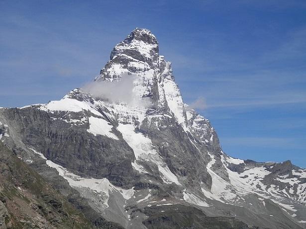 Monte Cervino: Val d'Aosta