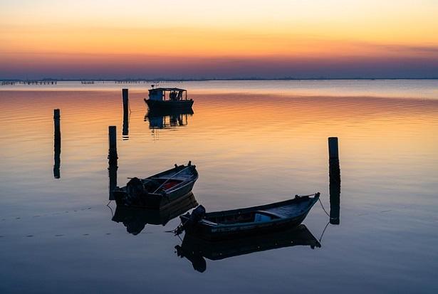 Ecoturismo in Veneto: Delta del Po
