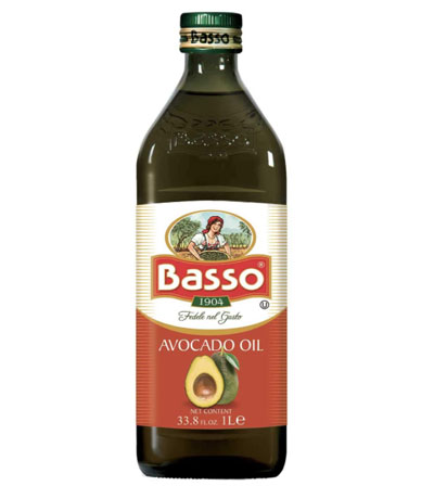 olio avocado alimentare