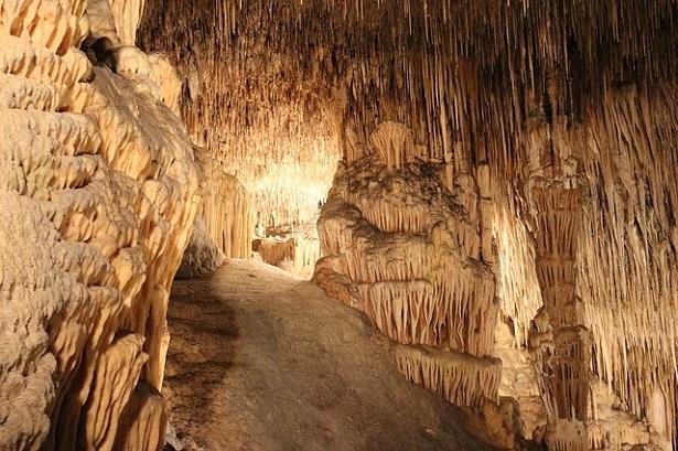 Grotte carsiche in Italia