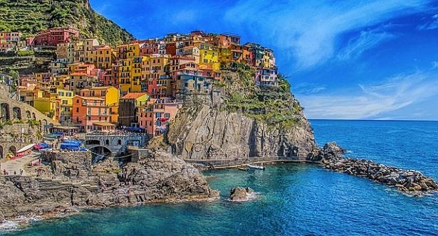 Ecoturismo in Liguria: Cinque Terre