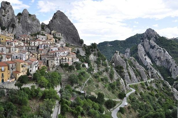 Basilicata: Piccole Dolomiti Lucane