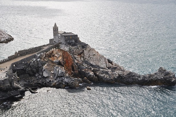 Ecoturismo in Liguria: Parco Naturale Regionale di Porto Venere