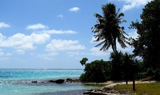 Isola Fanning - Kiribati