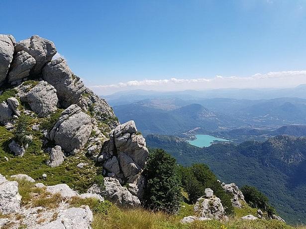 Molise: vista dal Monte Marrone