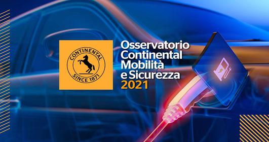 Osservatorio Continental 2021